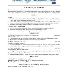 Resume With Volunteer Experience Volunteer Experience On Resume Examples Examples Of Resumes 10