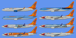 Sunwing Airplane Seating Chart Sunwing Aircraft Types The Best And Latest Aircraft 2018