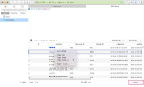 SQLite - How to export query results or a table to a CSV file ...