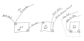 fleetwood battery wiring diagram wiring library i removed my batteries from my 1993 pace arrow 454 chevy engine rh justanswer com fleetwood motorhome coach battery wiring