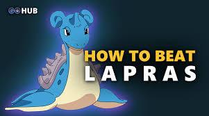Lapras Evolution Chart