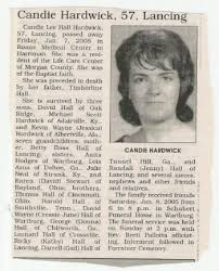 Weaver and Hall Families of Lancing – Morgan County, TNGenWeb
