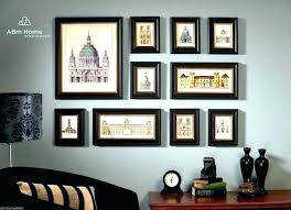 Multi Picture Frames Modern Art Love Family Wall Decoration