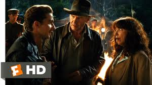 Indiana Jones 4 (5/10) Movie CLIP - Marion is Your Mother? (2008) HD -  YouTube