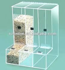 wall mounted food dispenser dry food dispenser clear acrylic dry food dispenser whole acrylic cereal wall mounted food dispenser