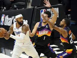 NBA: LA Clippers erzwingen sechstes Spiel gegen Phoenix Suns - Sport -  Stuttgarter Nachrichten