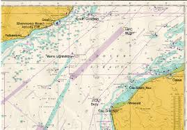 Dover Strait Chart World Sea Marine Air Conditioning L L C