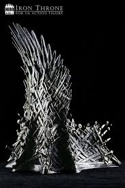 life size iron throne the iron throne machinegun