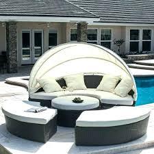 circular furniture. Peachy Ideas Semi Circle Patio Furniture Stylish Outdoor Seating Throughout Circular Design 12 \
