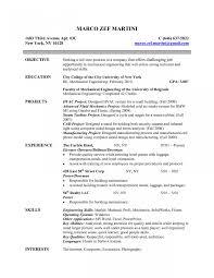 Mechanic Job Description For Resume Inspirational Mechanical