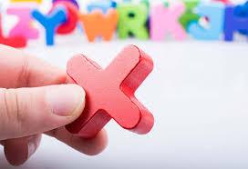 letter x words activities for kids