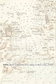 Vintage Nautical Charts A Flash Of Inspiration Vintage Charts And Port Maps Rio