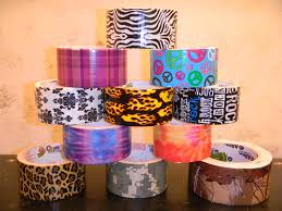 Duct Tape Patterns Gorgeous Limited Edition Printed Duct Tape Ductapewallet
