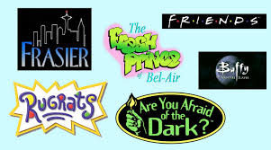 You Can Now Download And Use The Fonts Of Your Favorite 90s Tv