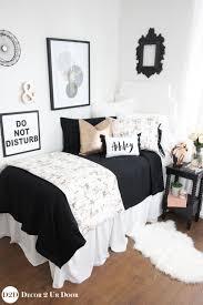 teen girls bedding. Plain Girls Carrara Marble Black U0026 Rose Gold Teen Girls Bedding Inside