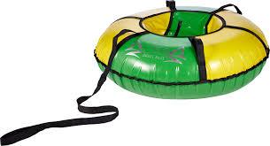 <b>Тюбинг Sweet Baby Rider</b>, 419123, зеленый, желтый, диаметр ...