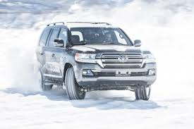 2016 Toyota Land Cruiser First Test Review - Motor Trend