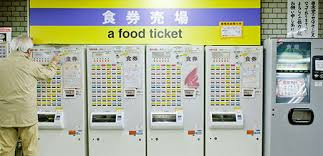 Vending Machine Restaurant Cool Useful Information For Foreign Tourists In Sapporo If You Enter A