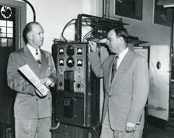 Bob and Joe Switzer - inventors of DayGlo (1952)   Historical ...