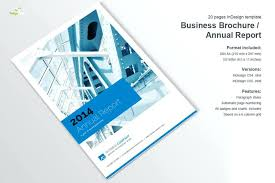 Annual Report Template Word | Ophion.co