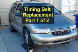 timing belt replacement mercury villager nissan quest timing belt replacement mercury villager nissan quest pathfinder qx4 frontier xterra 2 of 3