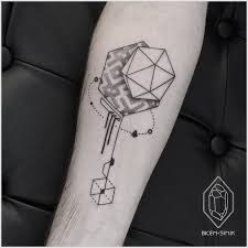 18 Top Rated Geometric Tattoo Designs For Women And Men Christina