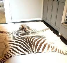 animal skin rugs fake animal rug faux animal hide rugs wonderful faux zebra rug 5 fake animal skin rugs