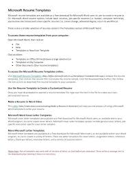 Aspx Templates Free Download Free Download Resume Templates Microsoft Word
