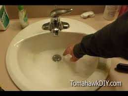 how to fix a leaky sink drain stopper plug easy to do