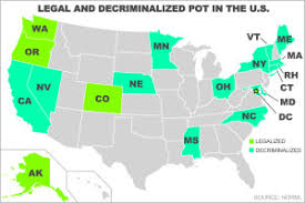 what states is legal marijuana