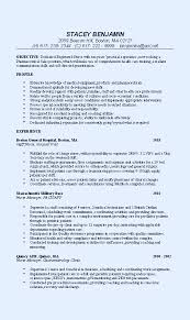 Gallery Of Resume Examples Medical Assistant