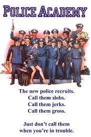 """Çocuklarıma Öğüttüklerim: SERİ FİLMLER: 21. Polis Akademisi """"Police Academy"""""""