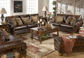 rustic living room furniture sets. Furniture Rustic Coffee Table By Ashley Austin On Feizy With Living Room Amazing Images Brown Sets