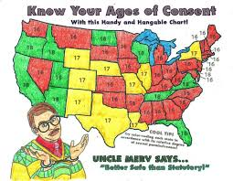 States Age Of Consent Chart Age Of Consent In Illinois Dating Stap 2 Van 2