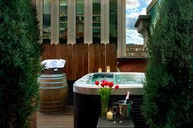 alexis hotel seattle garden spa suite