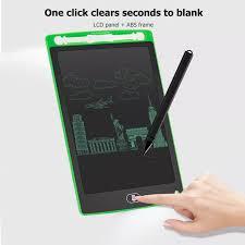 Máy Tính Bảng Viết LCD Kỹ Thuật Số 8.5 Inch Bảng Vẽ Siêu Mỏng Kèm Bút (Hàng  Có Sẵn)
