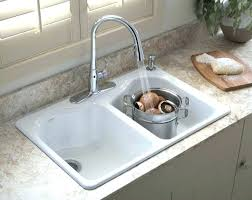 kohler sink strainer kitchen sinks cookies small how to install installation