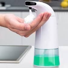 Buy <b>Infrared Sensor Automatic Hand</b> Foam Liquid Soap Dispenser ...