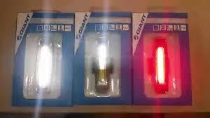 Giant Numen Mini Light Combo Giant Numen Spark Front And Rear Bike Lights
