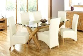 glass oak dining table magnificent glass top dining tables and chairs dining tables and chairs incredible glass oak