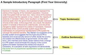 what is an introduction paragraph writing introductory paragraphs for essays 1