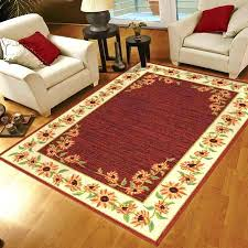 sunflower throw rugs sunflower area rug excellent pertaining to ordinary kitchen rugs sunflower area rug home