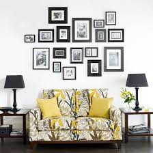 black picture frames wall. Using All Black Frames Against A White Wall Really Makes Your Arrangement Pop \u2014 Just Make Picture L
