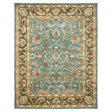 green persian rug emerald green oriental rugs