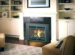 are ventless fireplaces safe ventless propane