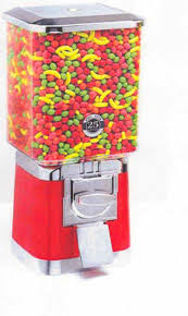 Coin Operated Candy Vending Machine Cool Vending Machines For Sale CandyMachines