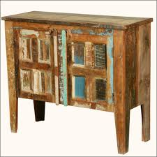 Hallway Console Cabinet Living Hall Cabinet Reclaimed Wood Console Cabinet Narrow Console