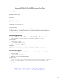 Teaching Resume Format 15 Of A Teacher Teachers Aide Example Ideas