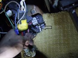 in progress archive equals zero from the switch it runs downwards and follows the rest of the body harness out to the front driver s side of the engine compartment