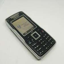 Siemens S75 Piano Black Cellular Mobile ...